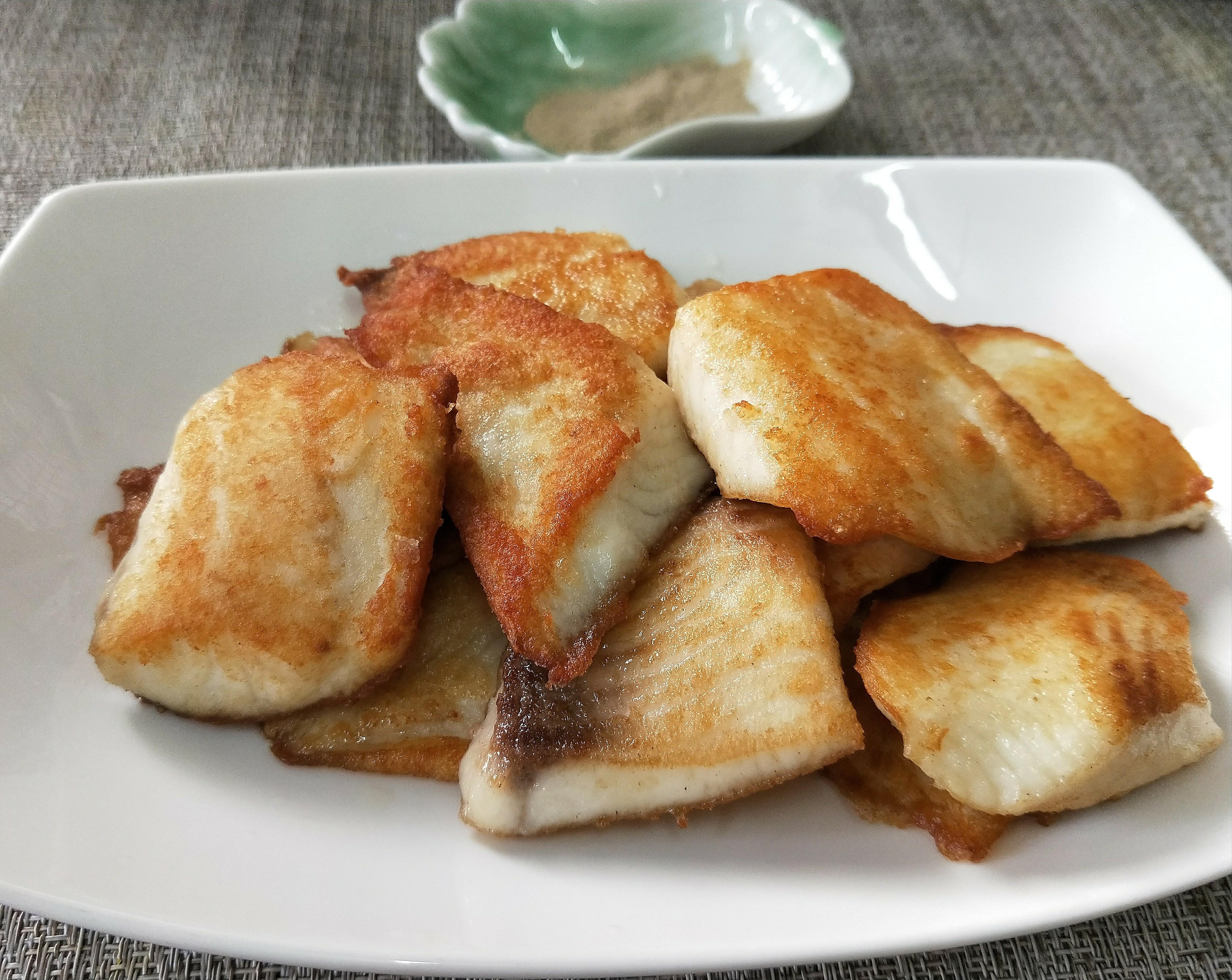 04椒鹽鯛魚片