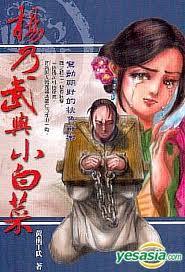楊乃武與小白菜 (封面)